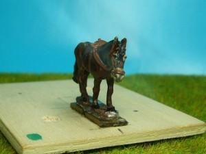mule brown