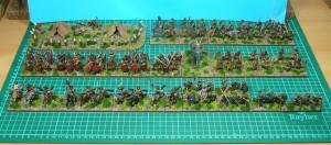 28mm Roman & Numidian Miniatures