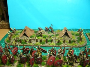Roman fortified Camp
