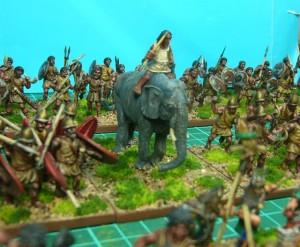 Numidian Elefant