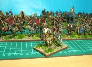 Numidian Light Horse General