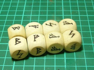 Viking SAGA Dice