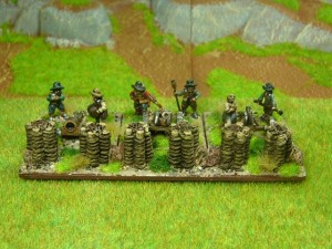 15mm TYW Dutch Starter Artillery
