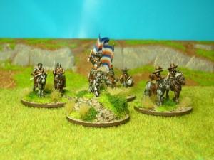 15mm TYW Dutch Starter Army Generals