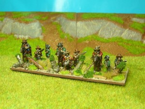 15mm TYW Dutch Starter Dragoon Battlegroup
