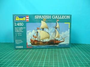 1 spanische Galleone