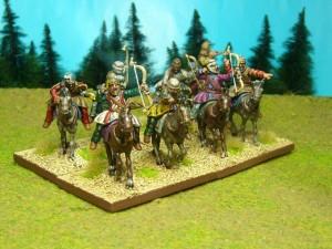 31 Leichte Reiter