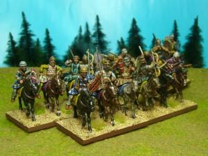 32 persiche Kavalerie
