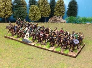 keltische Reiterei