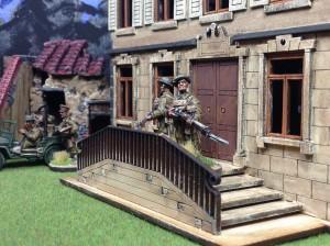 Dorf WW2 Chateau