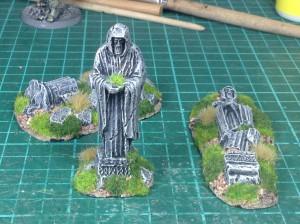 Statuen aus der Herr der Ringe: Rückkehr des Königs Grundbox